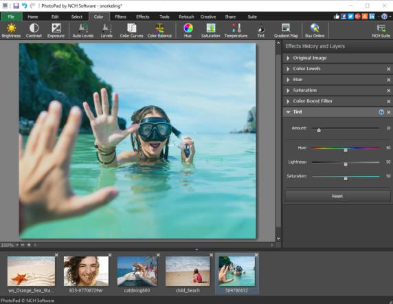 How to download PhotoPad Professional 7 for Mac