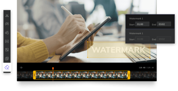 You can download HitPaw Watermark Remover for Mac