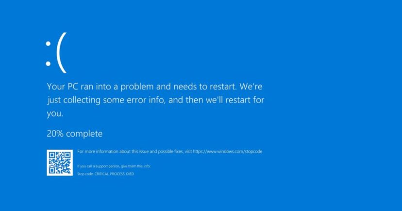 How to uninstall update KB5000802 to fix blue screen problems on Windows 10