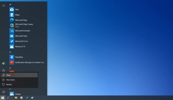 How to find out which sleep states your PC supports on Windows 10
