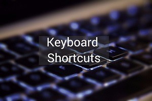 Open Programs with Keyboard Shortcuts in Windows 10