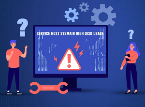 Fixed: Service Host SysMain high disk usage in Windows 10