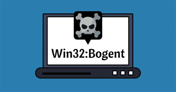 Win32:Bogent [susp] - What is it and How to remove it for good 2