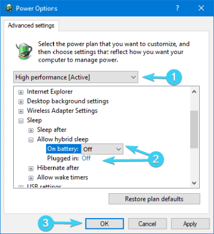 Fixed: Computer not going to Sleep in Windows 10 - Complete Guide 4