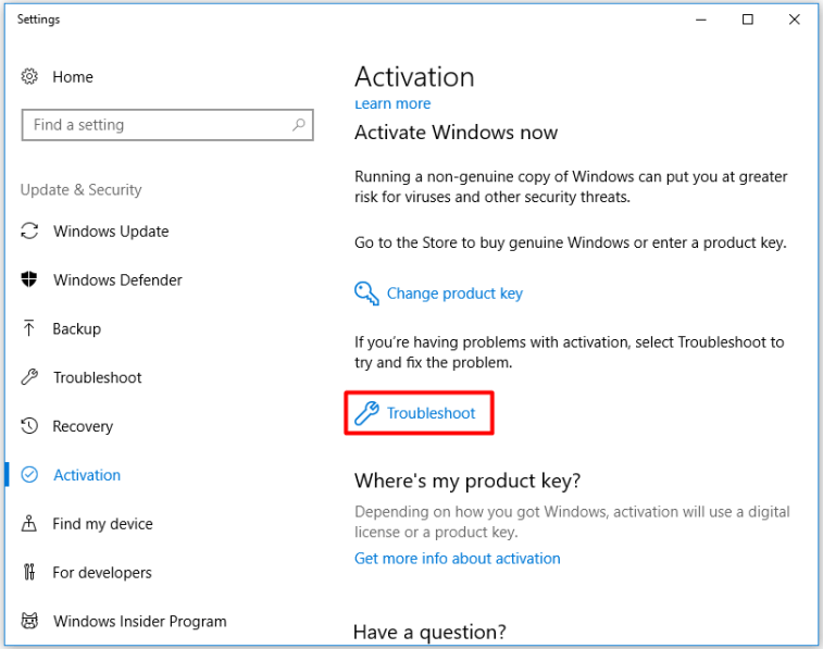 Fixed: Activation Error 0xC004F025 on Windows 10 - Complete Guide 3