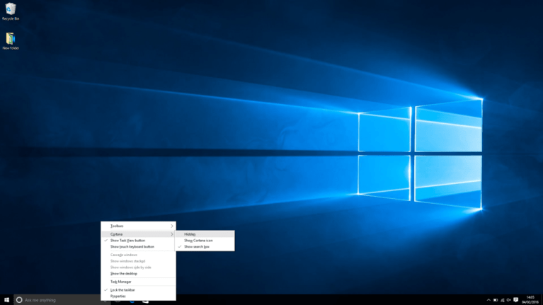 Windows 10 Search bar without Cortana - Complete Guide 1
