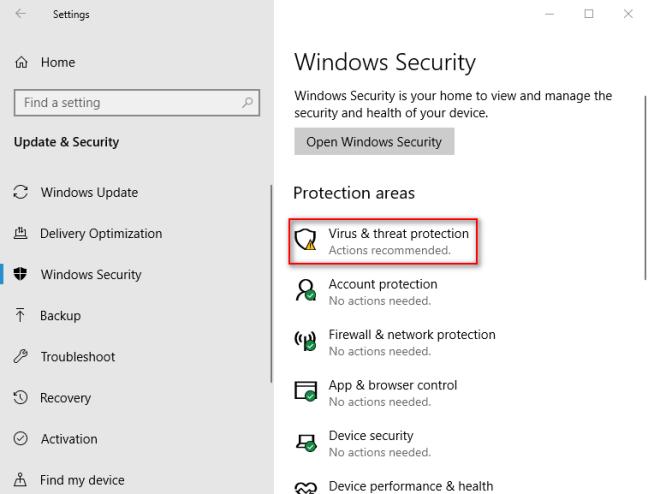 Fixed: Windows Backup Fails with Error Code 0x800700E1 3