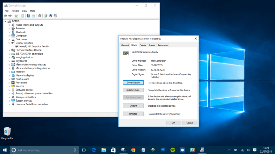 How to fix Connectify Error During Driver Install on Windows 10 2