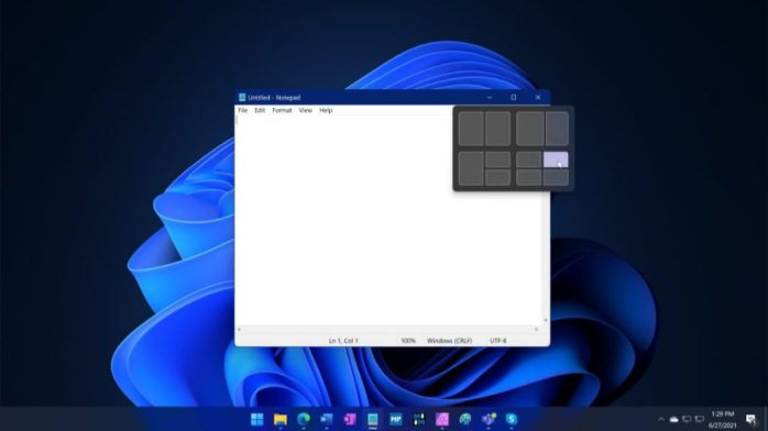How to Enable Snap layouts in Windows 11 - Quick Guide 1