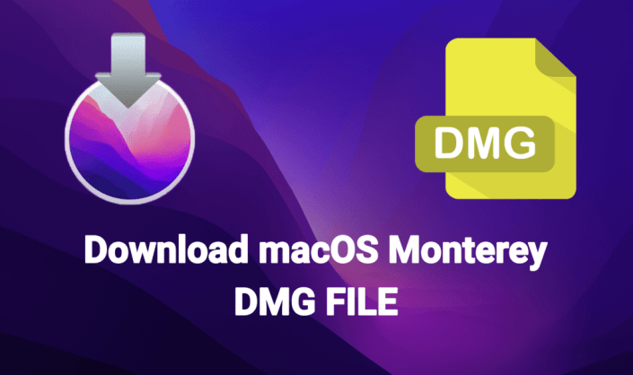 Download macOS Monterey 12 Beta ISO / DMG Files for free 2