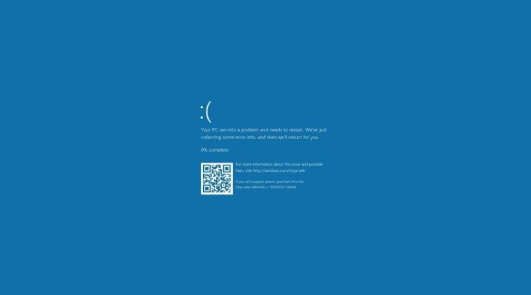 How to Troubleshoot and fix Windows 10 Blue Screen Errors - Quick Guide 1
