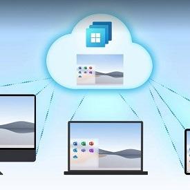 Windows 365 Enterprise Supports for Windows 11 Cloud PCs