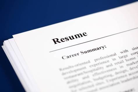 resume-heading