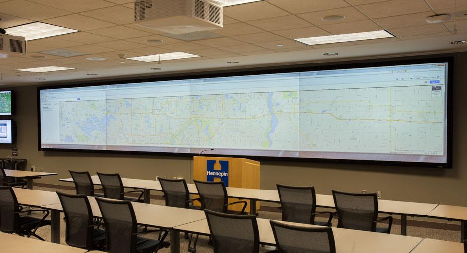 Interactive Wall Technologies