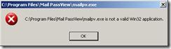 Mail PassView blocking