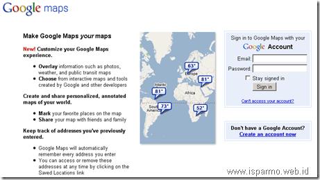 Google Maps untuk pantau gempa terkini