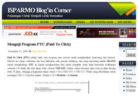 CutMyPic, Isparmo Blogin Corner