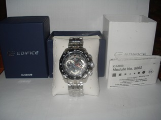 Casio Edifice EF-550D