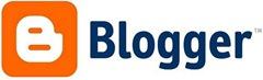 Blogger atau Blogspot logo