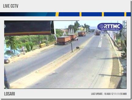 CCTV Departemen Perhubungan Darat
