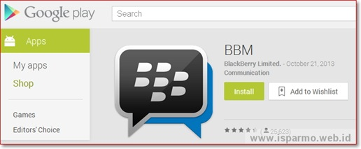 download BBM for Android