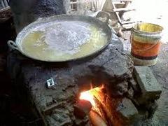 pemasakan nira unt gula merah kelapa
