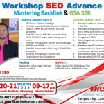 kursus pelatihan seo internet marketing jakarta
