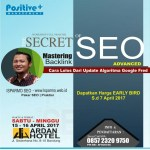 Pelatihan Kursus Workshop Internet Digital Marketing SEO di Bandung 2017