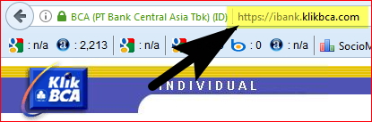 alamat website resmi internet banking BCA