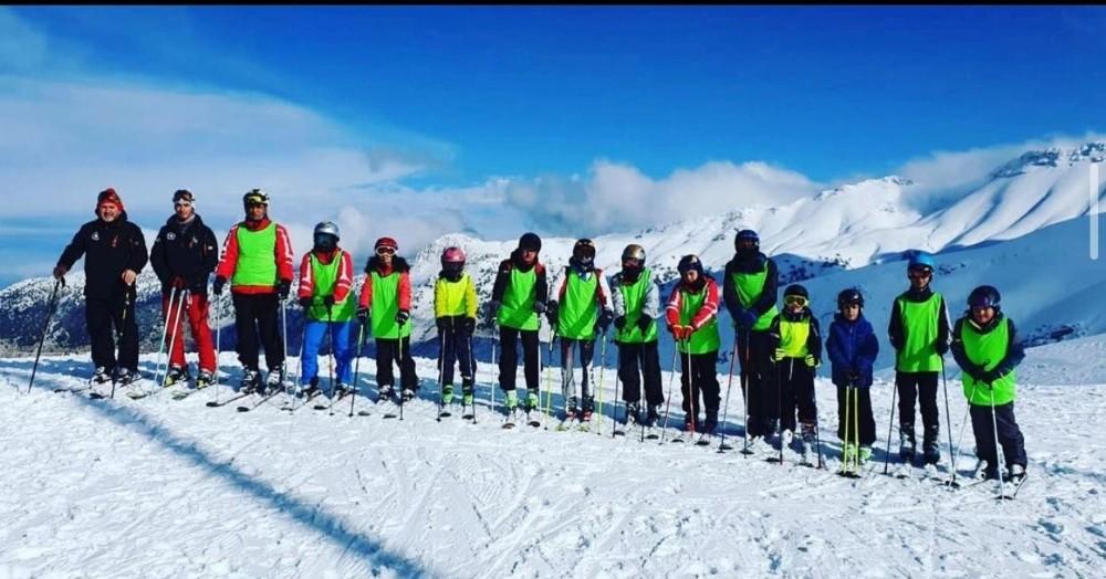 Davraz'da Valilik Kupası Kayak ve Snowboard Yarışmaları yapılacak