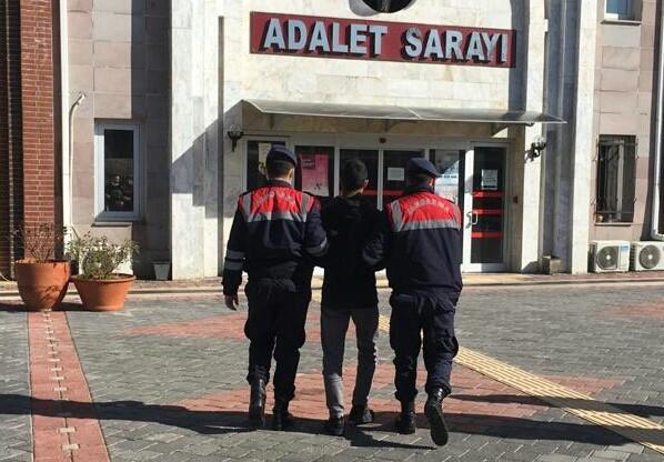 Isparta'da 12 yıl kesinleşmiş hapis cezası bulunan firari yakalandı