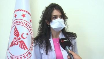 """Dr. Zeynep Baykal: """"Yoğun bakımda yatan hastalar genellikle aşısız veya aşısını yarım bırakanlar"""""""