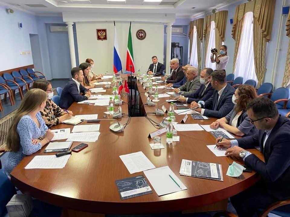 ITSO yönetiminden Tataristan çıkarması