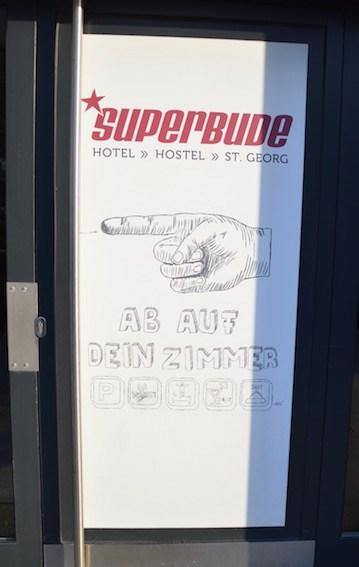 Superbude St. Georg – Hamburg