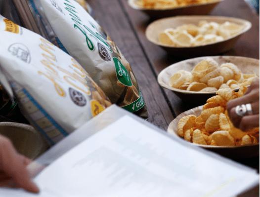 Safe the Dates: Achtung – es wird Foodistisch – in HAM, STR, DUS und in MUC