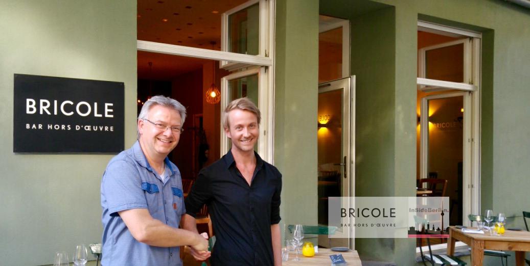 """Meister der Vorspeisen –  Das """"Bricole Bar Hors d'oeuvre"""" im Prenzlberg Berlin"""