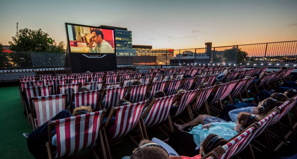 Summer Special: Rooftop Cinema