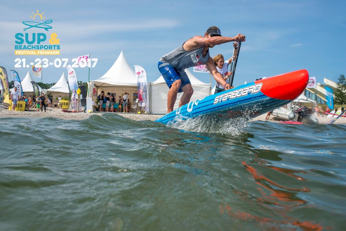 Wochenendtipp: SUP & Beachsports Festival Fehmarn 21. – 23. 07