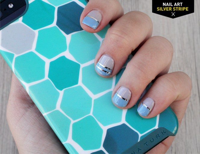 Nail Designs Using Striping Tape Creative Art Expert