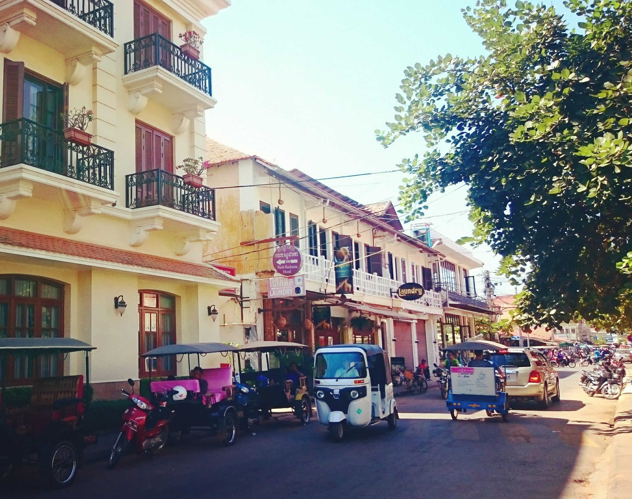 5 things to do in Siem Reap instead of visiting the temples