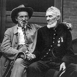 Memorial Day - old enemies reunite in 1913 at the 50th Anniversary of Gettysburg