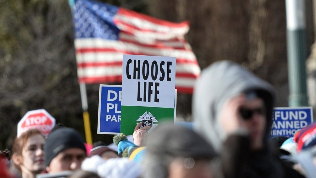 Oregon's free abortions - Choose life instead