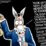 The Democrats' Russian collusion delusion. The Democrats' Russian collusion delusion. It's all an illusion.