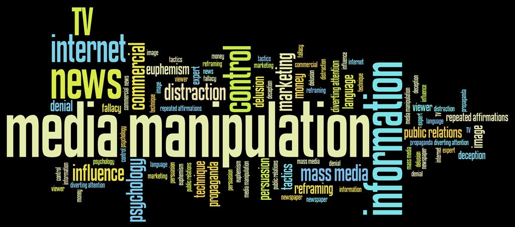 mainstream media manipulation and propaganda