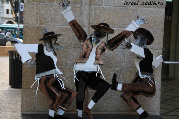 Хасиды Иерусалим фото