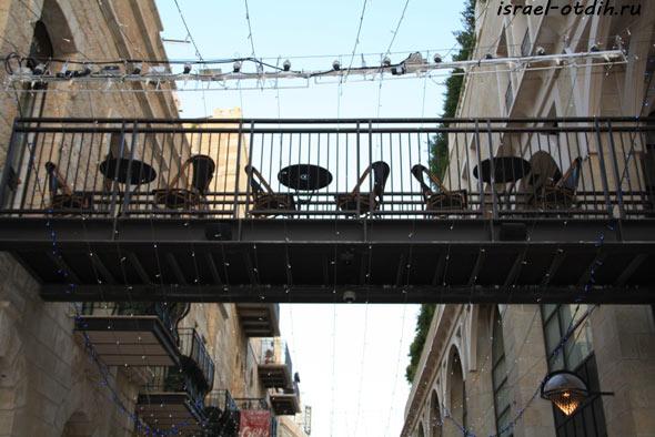 мостик-кафе фото