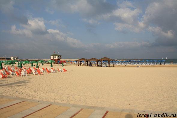Пляжи в Герцелии фото