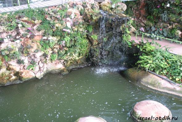 фонтанты Парк Утопия Израиль фото