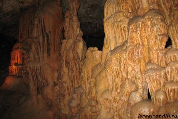 фото сталактитовой пещеры