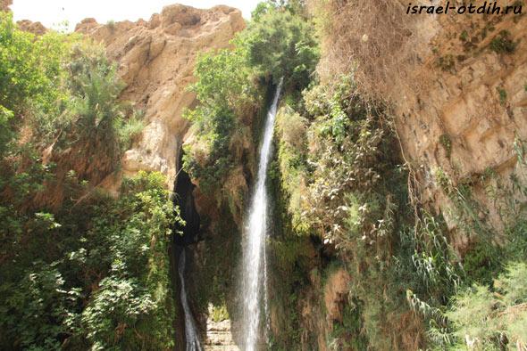водопад давида фото